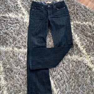 PAIGE jeans.